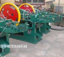 制钉机/黑色铁丝盘条钉子成型设备/全自动制钉机小型机械