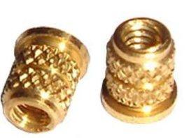 IU、IUC双斜滚花螺母  规格从M2.5到M8/美制0#-80到3/8-16,材质为黄铜C3604(IUB铜)及不锈钢SUIU、IUC双斜滚花螺母  规格从M