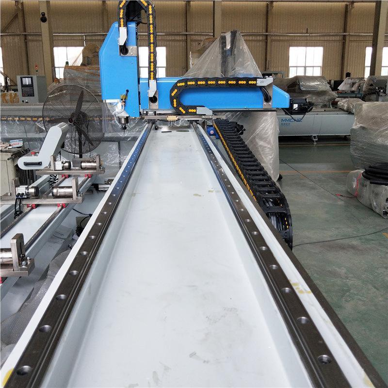 轨道交通加工设备工业铝数控设备铝型材深加工设备