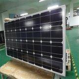 全新A類單晶矽太陽能電池板200w瓦太陽能板太陽能發電板併網家用