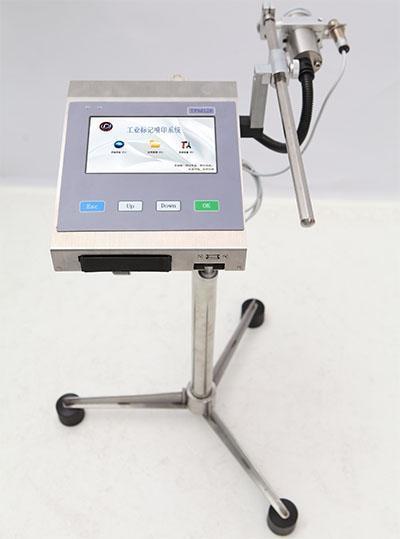 艾迪捷噴碼機條碼二維碼噴碼機可變資料噴碼機