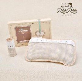 贝谷贝谷 婴儿枕头 新生儿宝宝枕头加长 初生儿童加长型纠正定型枕