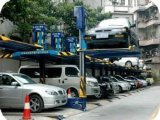 全得利PJS无避让式停车设备