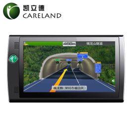 凯立德3D汽车车用导航测速一体机k530
