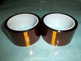 专业生产 金手指双面胶带 聚酰亚胺双面胶带 PI双面胶带 高温胶带