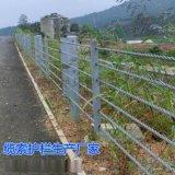 景区护栏厂家、景区公路护栏、五索缆索护栏