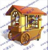 富民路商业街售卖亭 中式商业街售卖亭价格