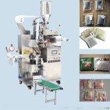 厂家专业定做袋泡茶包装机、带线带标内外袋茶叶包装机、立式茶叶机