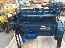 潍柴动力WD10G210E14柴油发动机 5吨装载机  潍柴发动机