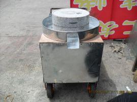 电动石磨   磨小豆腐    电磨