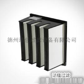 V型大風量高效過濾器,Y型高效無隔板過濾器,活性炭顆粒,活性炭袋式過濾器