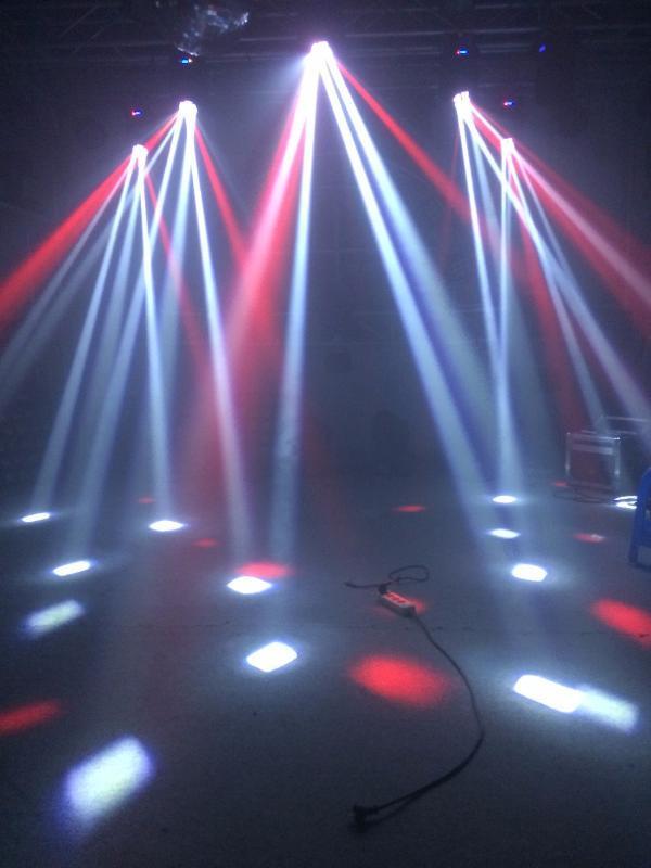 LED超級光束酒吧燈
