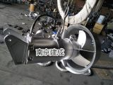 湖北潜水搅拌机 不锈钢潜水搅拌机 南京建成厂家直销