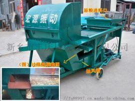 厂家直销粮食除杂清理设备-麦子多层分级除杂机