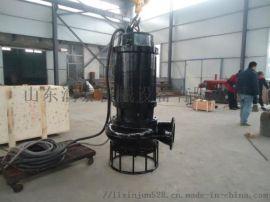 生产潜水泥沙泵-高扬程抽砂泵-大流量抽砂泵