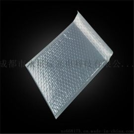 电子屏蔽膜气泡袋半透明气泡信封袋防潮防震气泡平口袋