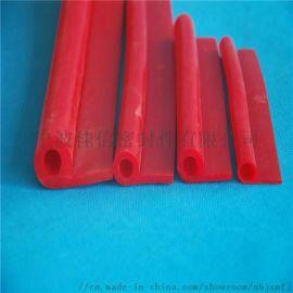 9字耐高温硅胶密封条