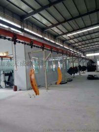 江苏工业涂装生产线加热固化喷粉涂装