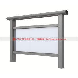 佛山挤压铝型材厂家直销6063铝合金栏杆铝材