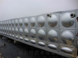 南京装配式不锈钢水箱 无焊接式水箱 包消防验收