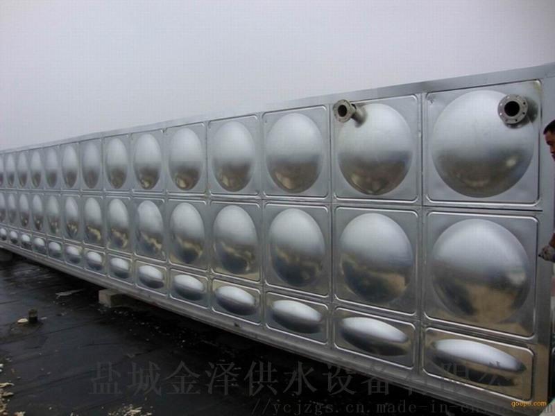 南京裝配式不鏽鋼水箱 無焊接式水箱 包消防驗收