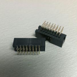 定製簡牛連接器 smt 牛角貼片簡牛插座生產廠家