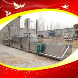 肉丸生产线丸子蒸煮槽鱼丸加工制作成型蒸煮冷却设备