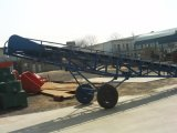 钢铁厂与水泥厂必不可少设备移动输送机