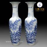 景德镇大陶瓷花瓶生产厂家有那些?大陶瓷花瓶送礼有什么讲究?