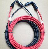 上海光伏电缆 光伏直流电缆 双芯光伏电缆