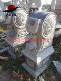 长期生产 仿古石雕门鼓 仿古石雕抱鼓 大鹏中式石雕