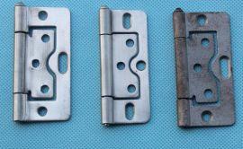 不锈钢子母合页 3寸