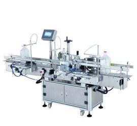 供应LANGYI/俍依LY-D180-D2食用油自动贴标机食用油定点贴标机植物油自动贴标机高速贴标机