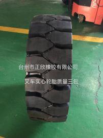 廠家合力豐田叉車實心胎750-15出口