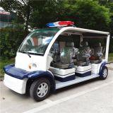 南京机场6座四轮电动巡逻车,社区景区巡逻电瓶车