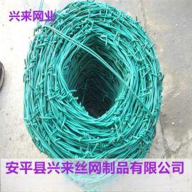包塑铁蒺藜,刺绳铁蒺藜,镀锌铁蒺藜