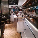 斯銳奇SRI-M-01送餐機器人