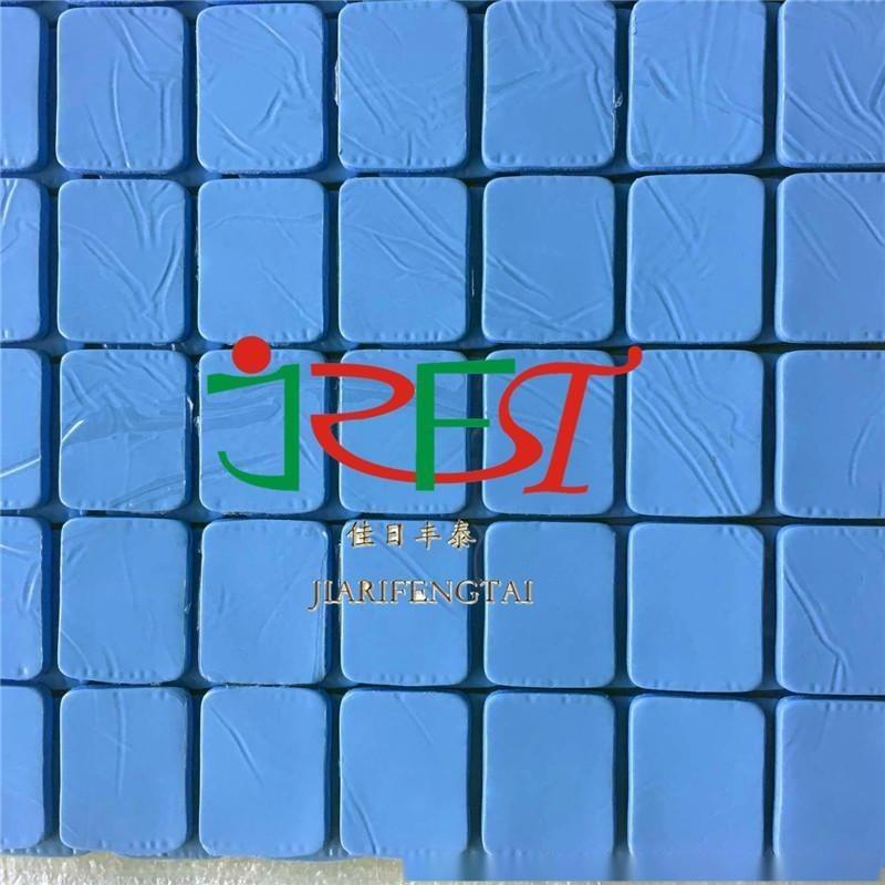 导热硅胶片 散热绝缘硅胶 200*400mm 高导热硅胶片