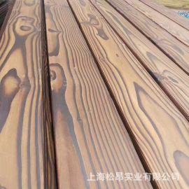上海碳化木地板生产厂家
