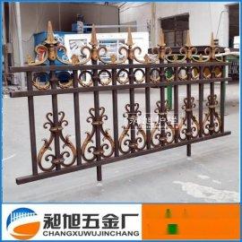 厂家直销铝合金庭院围墙护栏栅栏定制 花园别墅围栏 **户外篱笆