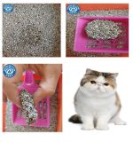 低粉塵結團好膨潤土貓砂
