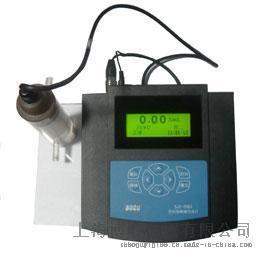 上海博取 水质分析仪器 SJS-2083型便携台式中文酸碱浓度计