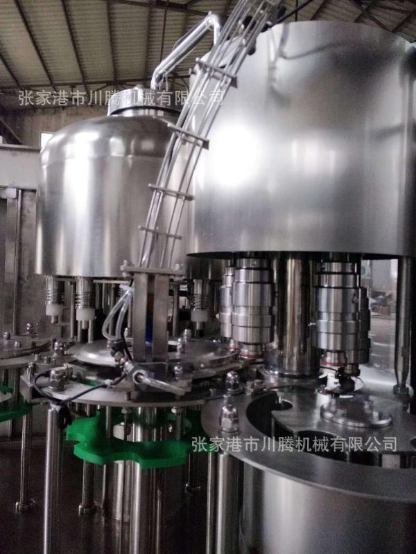 矿泉水灌装机  全自动液体灌装机