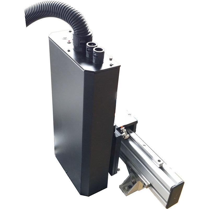 上海码图标签喷码机 二维码打印机 UV喷码机
