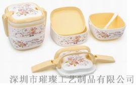 深圳廠家專業定製塑料飯盒保鮮盒