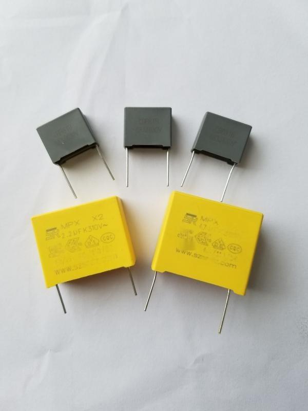充電汽車電源控制板專用高壓電容器