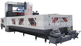 XK(H)27系列数控定梁动柱龙门镗铣床、加工中心