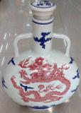 白酒陶瓷瓶加工定做1斤2斤3斤陶瓷酒瓶批發價格圖片