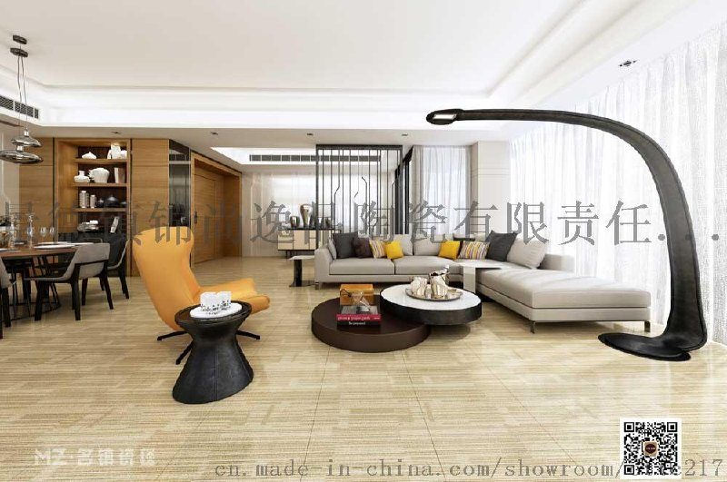 客厅卧室防滑耐磨瓷砖 陶瓷地毯砖