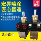 DISK靜電塗料齒輪泵(HS-pump3cc/5cc/8cc)